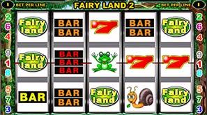Игровые Автоматы Онлайн Fairy Land