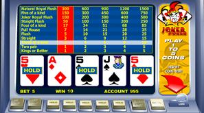 Джокер покер игровые автоматы игровые автоматы ешки играть онлайн бесплатно
