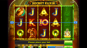 играть в Secret Elixir бесплатно